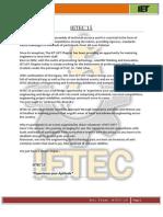 IETEC Proposal 15