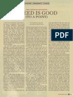 Zakaria, The Capitalist Manifesto (Newsweek 22.6.2009)