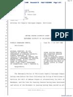Barragan-Campos v. Chertoff et al - Document No. 19