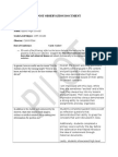 post observation document (cycle iii)