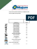 02 d Listas de Precios Conex, Valvs y Accs 12 Mar 09