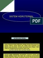 ALTERASI HIDROTERMAL