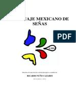 Lenguaje Mexicano de Señas - Tomo 1