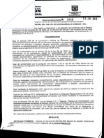 Manual de Gestión Contractual IDU