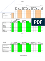 seguimiento Plan SEP   2015