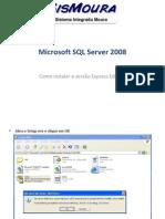 SQL - Instalação - SQL Server 2008 - Express Edition