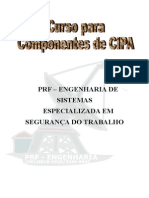 Apostila Para Componentes de CIPA