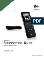 Logitech Squeezebox Duet-EnG