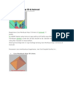 Cara Membuat Atap 3D di.docx