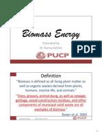 Class Biomass Energy