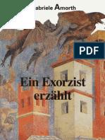 """Gabriele Amorth - Ein Exorzist erz""""hlt"""