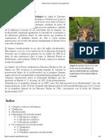 Biodiversidad - Wikipedia, La Enciclopedia Libre