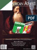 American Atheist Magazine (First Quarter 2015)