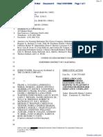 Staehr v. Tataseo et al - Document No. 6