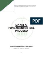 Fundamento del Proceso Guatemalteco