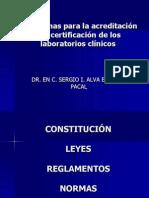 Normatividad Sergio Alba Estrada