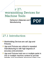 Workholding Devices for Machine Tools