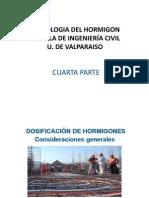 Apuntes de Tecnologia Del Hormigon - Cuarta Parte (ICV)