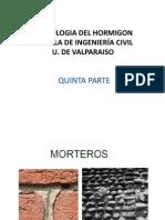 Apuntes de Tecnologia Del Hormigon - Quinta Parte (ICV)