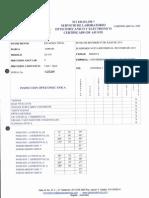 Certificaciones de Ajustes de Estaciones (1)