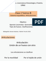 Clase 2 Teórico b anatomia