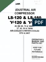 es 8 15 30hp 02250117 368 gas compressor valve rh scribd com Sullair Tech Information Sullair 185Dp