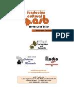 Presentación de La Fundación Cultural ASB