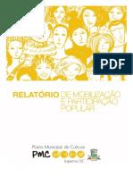 Relatório de Mobilização Social