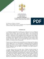 Encíclica Mystici Corporis - Pio XII