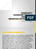 CN Training (English) - Module 10 - Reporting Victimization.pptx