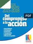 Acuerdos de Gobernabilidad 2015-2018