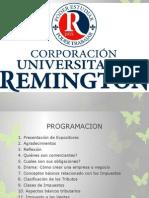 Diapositivas Declaracion de Renta