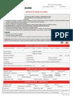 Requisitos para tarjeta Visa o Master del Banco de Venezuela