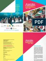 Acuerdo de Gobernabilidad- Región Huancavelica 2015-2018