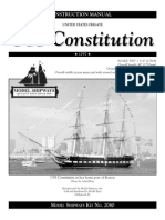 USS Constitution Manual