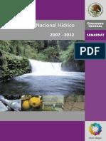 Programa Nacional Hídrico 2007 - 2012
