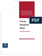 Florey Projects
