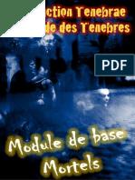 Intro Au Monde des Tenebres(version pour joueurs)