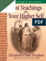 Lost Teachings of Jesus 2 Your Higher Self Sample