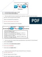 CCNA Cisco Routing Protocols and Concepts Assessment 7