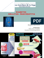 DIABETES MELLITUS Y PACREATITIS (1)