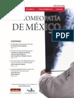 La Homeopatía de México, no. 688 (enero-febrero de 2014)