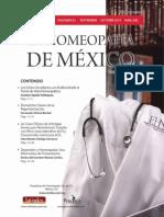 La Homeopatía de México, no. 692 (septiembre-octubre de 2014)