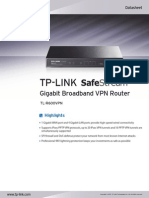 TL-R600VPN V2 Datasheet