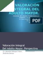 Valoración Integral Del Adulto Mayor Final