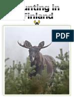 Suomi Riistamaana en 2013