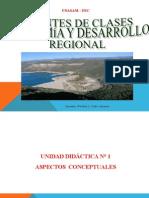 Economía y Desarrollo Regional