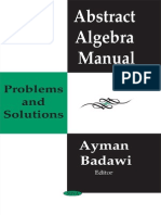 Pdf abstract introduction algebra an hungerford