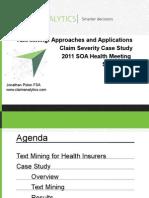 Text Mining Case Study Polon